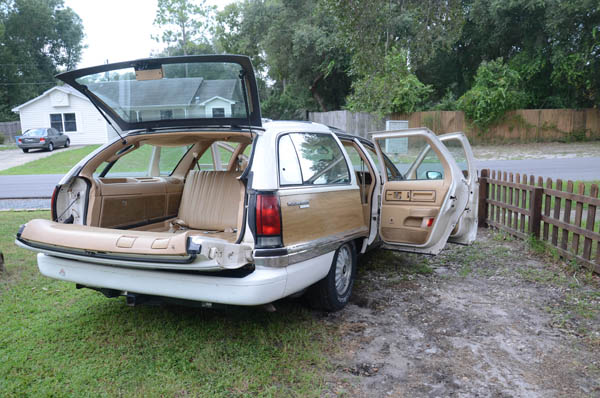 1992 Buick Roadmaster Estate Wagon Engine
